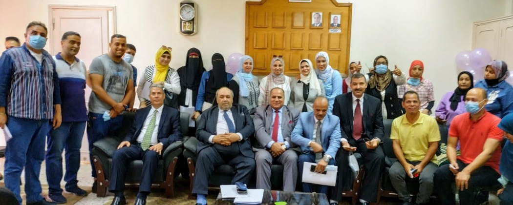 Honoring Ceremony for the Dean of the College on the Occasion of the End of the Deanship's Term