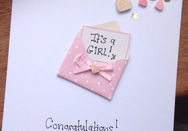 Congratulations on new baby.
