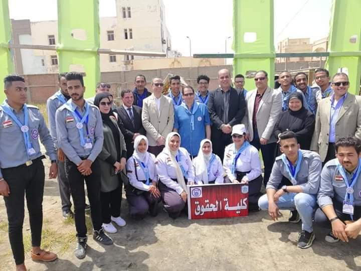 INSIDE THE INTERNATIONAL SCOUTS CAMP IN PORT SAID ( Third Day)