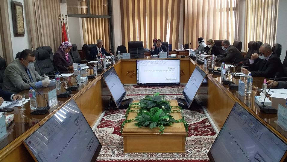Port Said University Council approves the disbursement of a 600-pound grant to members of the administrative apparatus and academic staff assistants on the occasion of the approaching month of Ramadan